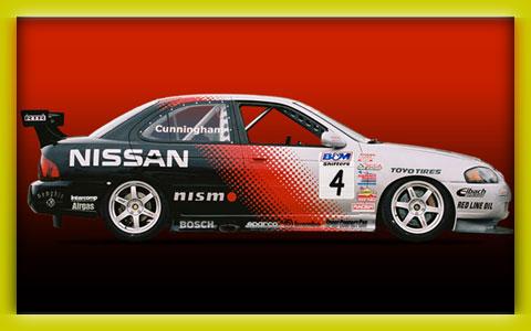 Tani Motorsport Design Nissan Motorsports